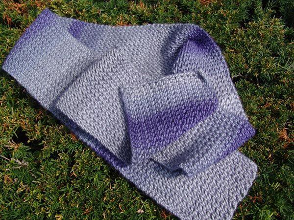 Crochet Knit Stitch Scarf : Purse stitch scarf to knit / crochet Pinterest