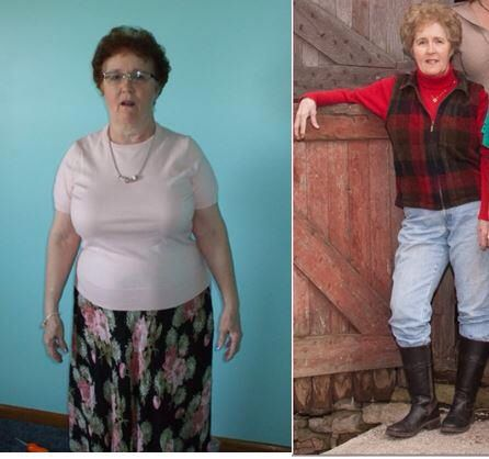 Does hormone replacement therapy cause weight loss