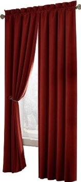 red velvet curtains  Home Style  Pinterest