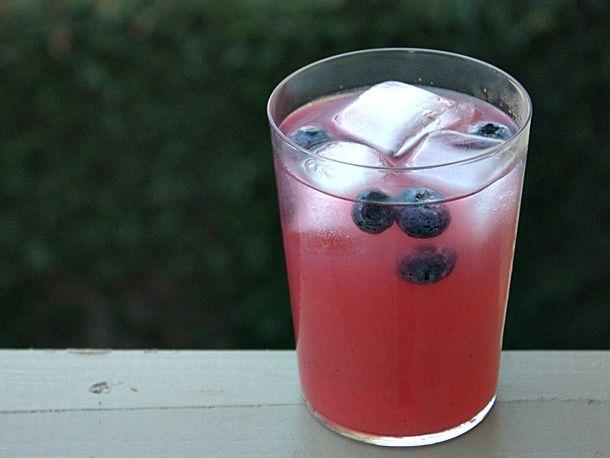 Zero Proof: Blueberry Lavender Lemonade | Recipe