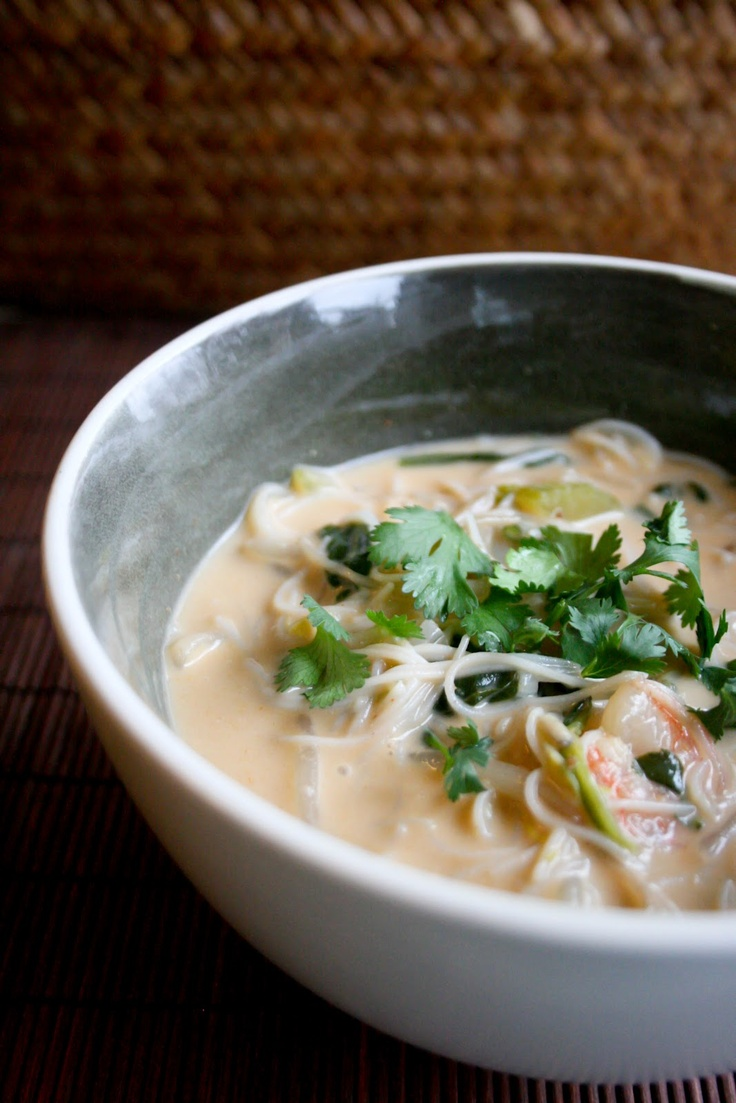 Thai Coconut Shrimp Soup | soup yums | Pinterest