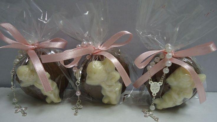 Pão de Mel Decorado para Lembrancinha de Maternidade - Party Favors - Wedding Favors - Cupcake - www.docemeldoces.com