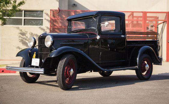 1932 Ford Model b Pickup