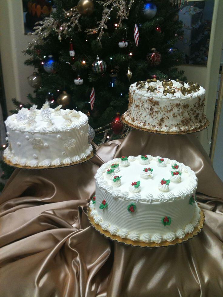 Christmas Cake Images Pinterest : Christmas Cakes