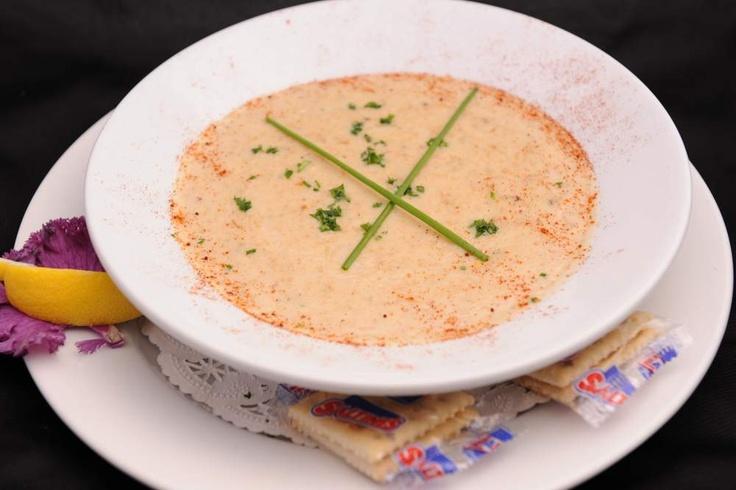 She Crab Soup | Menu Items and Specials | Pinterest