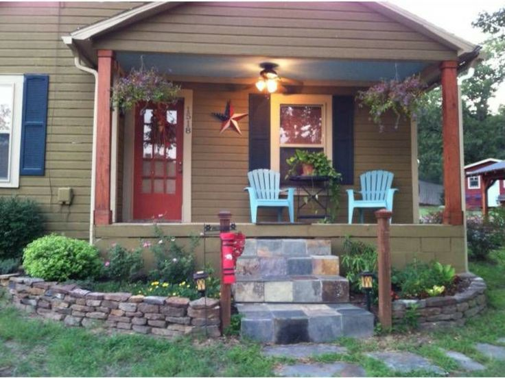 cute front porch ideas for the home pinterest