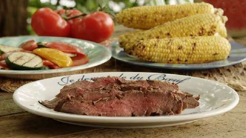 London Broil II Allrecipes.com How to prepare flank steak and marinate ...