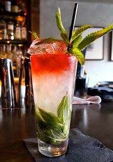 Queen's Park Swizzle | cocktails | Pinterest