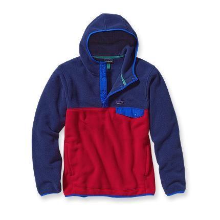 Tobago Blue T Snap Patagonia Hoody