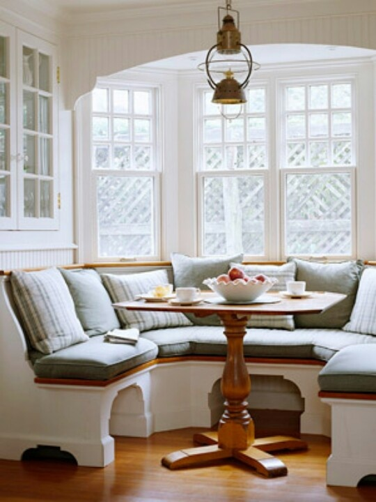 bay window nook our future house ideas pinterest