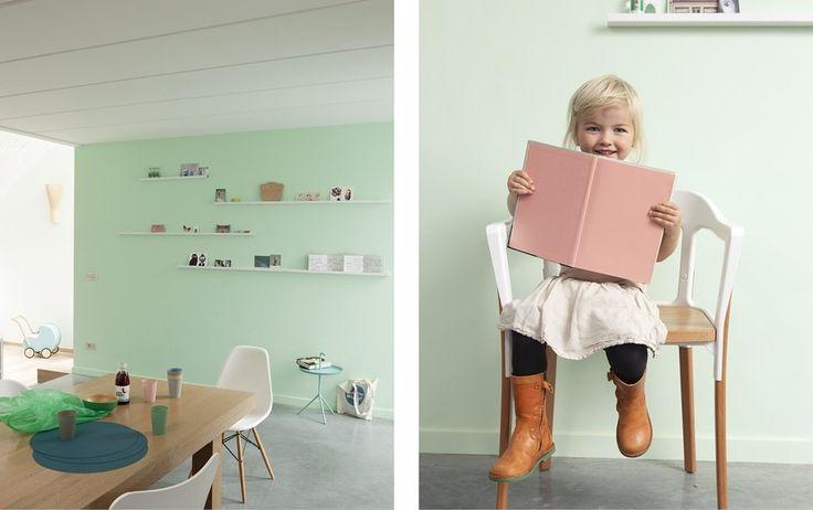 Keuken Kleur Groen : kleur keuken KITCHEN Pinterest