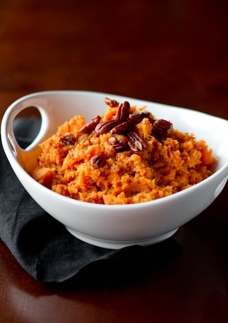 ... sweet sweet potato dishes during the holidays.Uses maple syrup