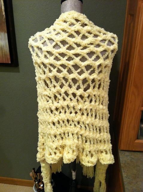 Easy Prayer Shawl Knit Me - Scarves Pinterest