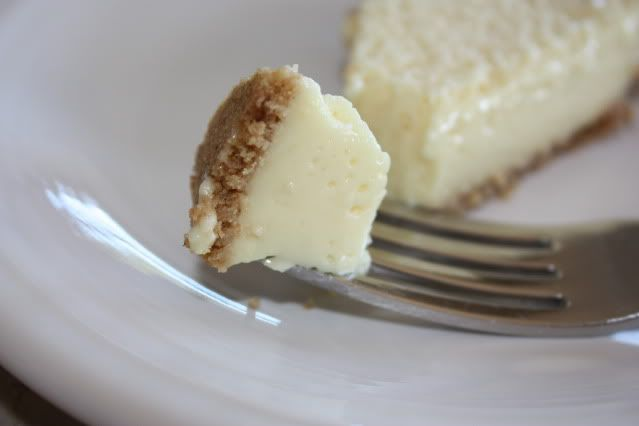 Mom's Quick and Easy Cheesecake | Recipes - Desserts | Pinterest