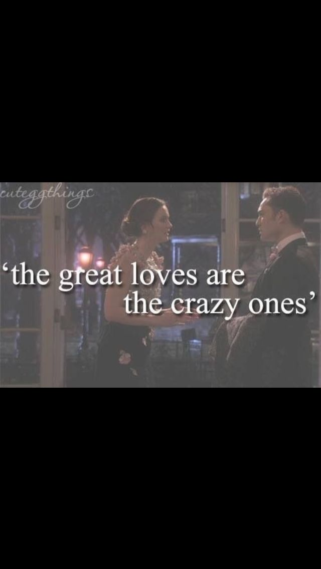 Crazy love...