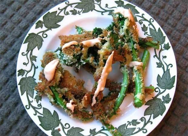 Rosen: Dried & fried rapini | Food & Drink | Pinterest