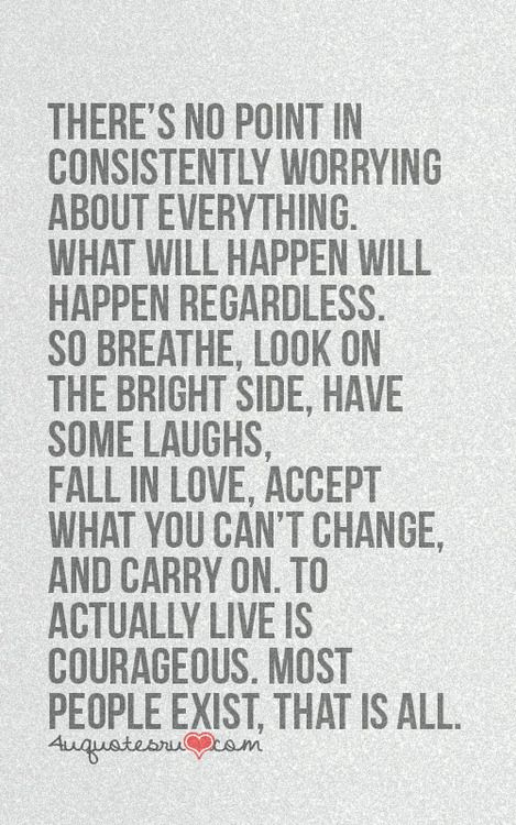i like the breathe part the best Life Quotes, Remember This, Crossword Puzzles, Worry Quote, Live Life, Love Quotes, C...
