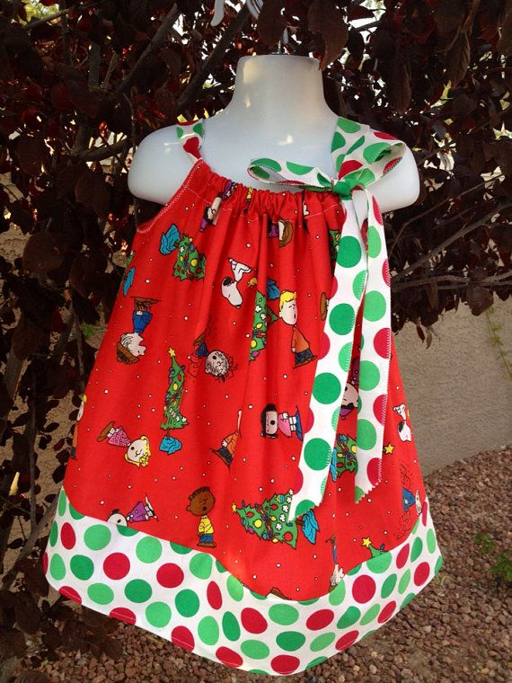 Holiday reindeal boutique dress peanuts christmas size 3 4t on etsy