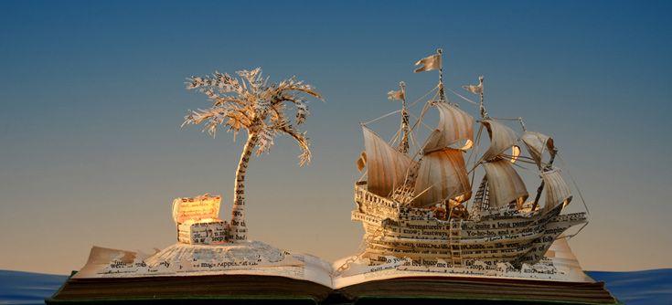 Buy Enlarge Treasure Island- Paper Size P20x30