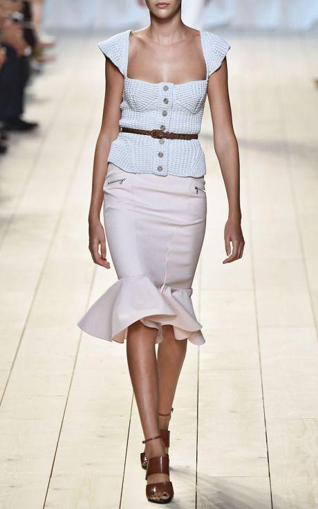 Nina Ricci Spring/Summer 2015 Trunkshow Look 9 on Moda Operandi