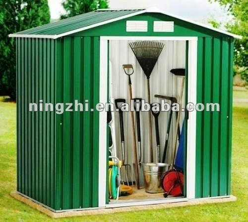Tin metal sheds storage container house buy china metal for Metal storage sheds for sale