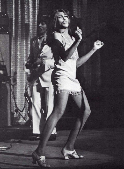 Ike & Tina Turner Featuring Tina Turner* Tina - River Deep - Mountain High