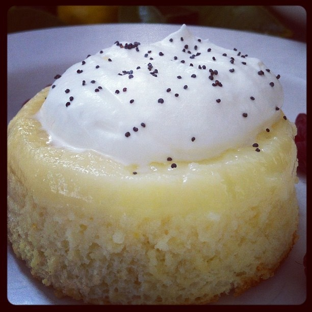 Meyer Lemon Pudding Cake | Culinary | Pinterest