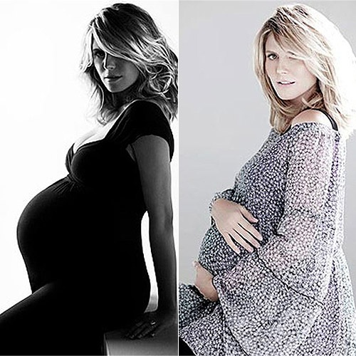 Heidi Klum Maternity Style   Maternity Style   Pinterest: pinterest.com/pin/302022718730925418