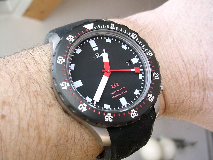 sinn u1 sdr other watches pinterest. Black Bedroom Furniture Sets. Home Design Ideas