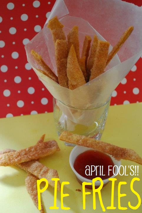 Pie Fries | Sweet Treats | Pinterest