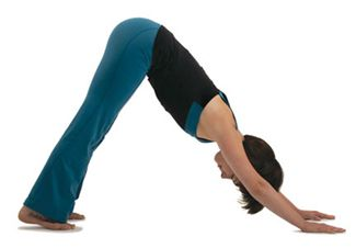 Adho Mukha Shvanasana (Downward-facing Dog Pose)