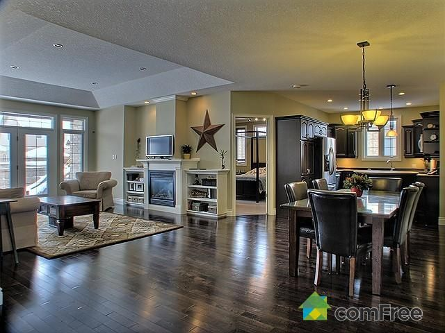Open concept house house pinterest for Open concept ranch homes