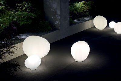 Garden lighting can be so much more than your standard lanterns. Check out these chic solar lights! http://blog.hgtvgardens.com/dig-it-sexy-solar-lighting/?soc=pinterest