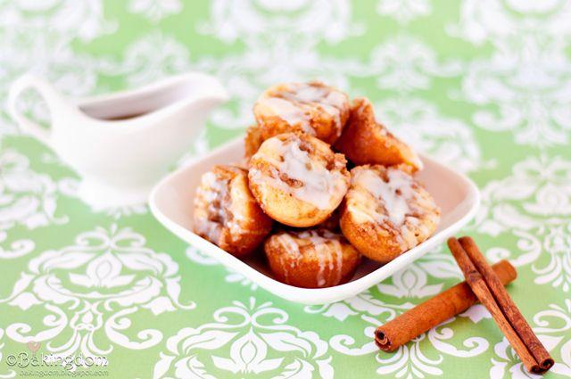 Mini Cinnamon Streusel Pancake Muffins | Favorite Recipes | Pinterest