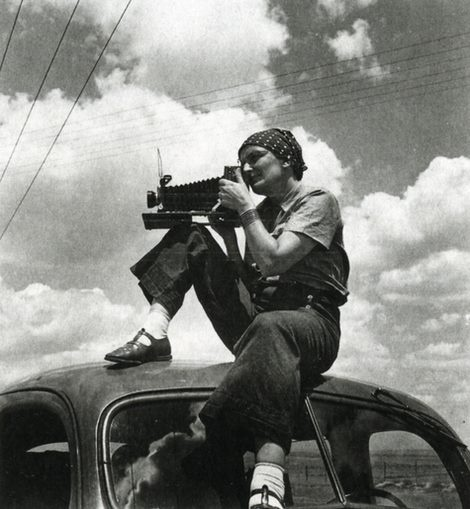 dorothea lange an american photographer An american exodus: a record of human erosion [paul taylor, dorothea lange] on amazoncom free shipping on qualifying offers.