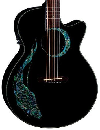 Pin by jane stafford nehring on a major thing for guitars for Koi fish guitar