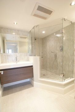 Modern bathroom modern bathroom boston melissa miranda interior design