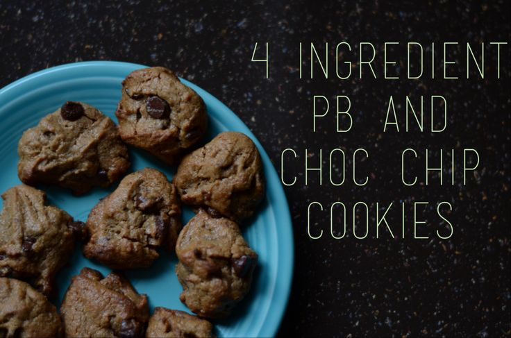 ... ingredients you hit a chocolate peanut butter chocolate chip cookies
