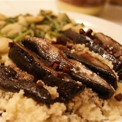 Savannah's Best Marinated Portobello Mushrooms Ingredients 1/2 cup ...
