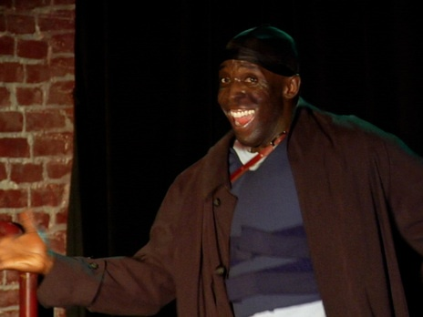 Omar's Coming! (Thank you Internet!) The Wire: The Musical with Michael Kenneth Williams