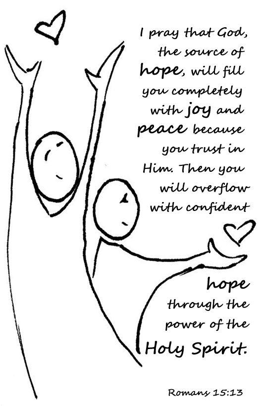 Romans 15:13 #Amen