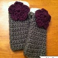 Fingerless Gloves Crochet