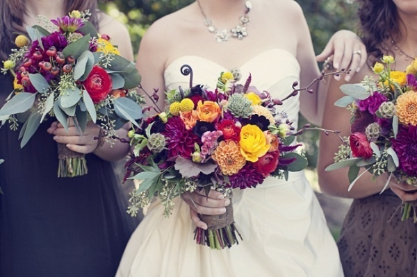 Wedding Flowers Available In October In Australia : Flower bouquet october wedding for the future