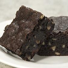 Deep Dark Chocolate Brownie Recipe. Drooling already!