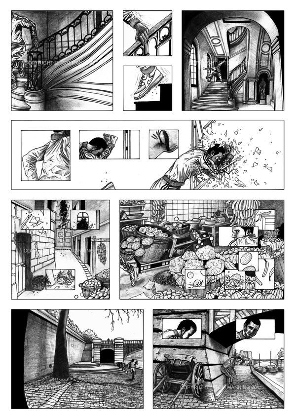 graphic novel thesis