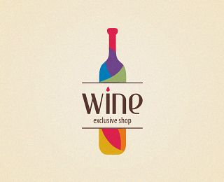 wine logo logos pinterest