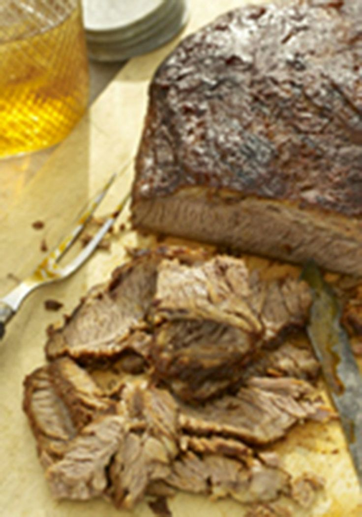 Texas Chili Brisket — Big flavor is what this Texas Chili Brisket is ...