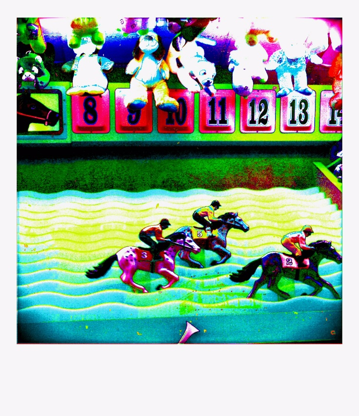 Horse Racing Board Games Horse Race Carnival Games