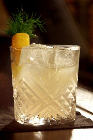 Refreshing cocktail, the Stockholm_Syndrome-2, w/ lime azuavit ...