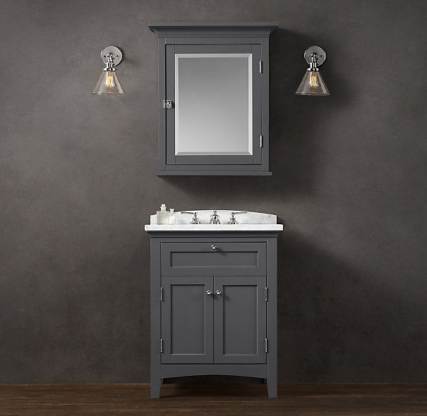 Pinterest discover and save creative ideas for Powder room bathroom vanities